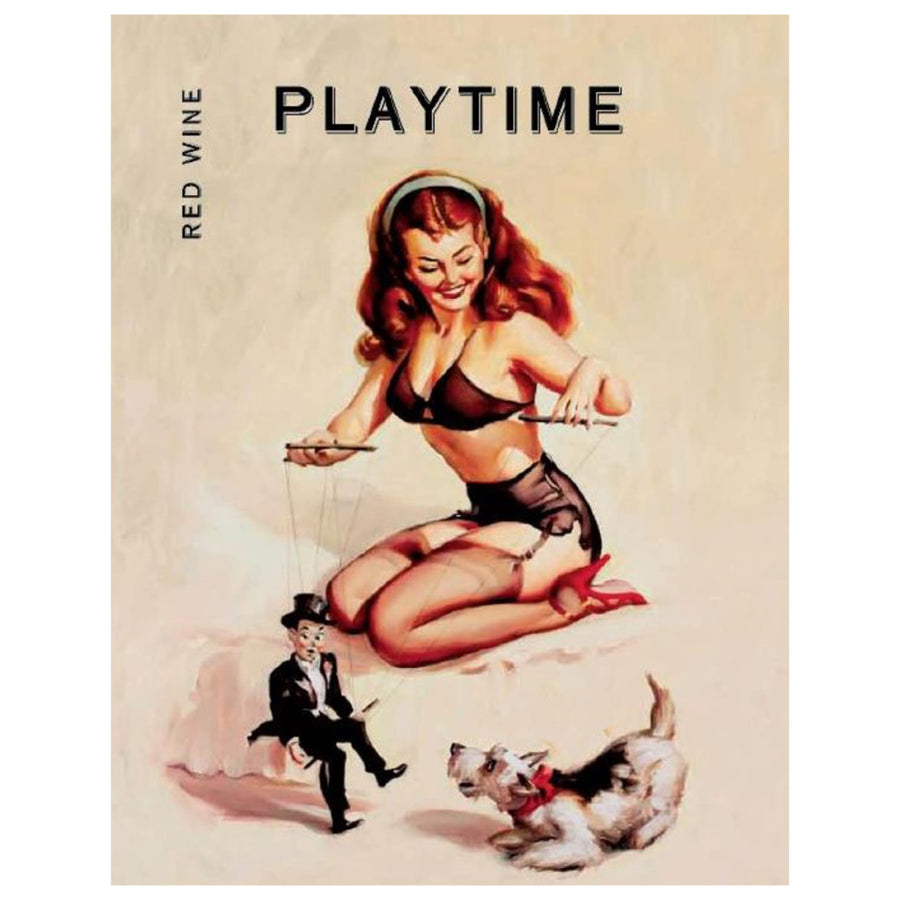 Playtime Red 2018