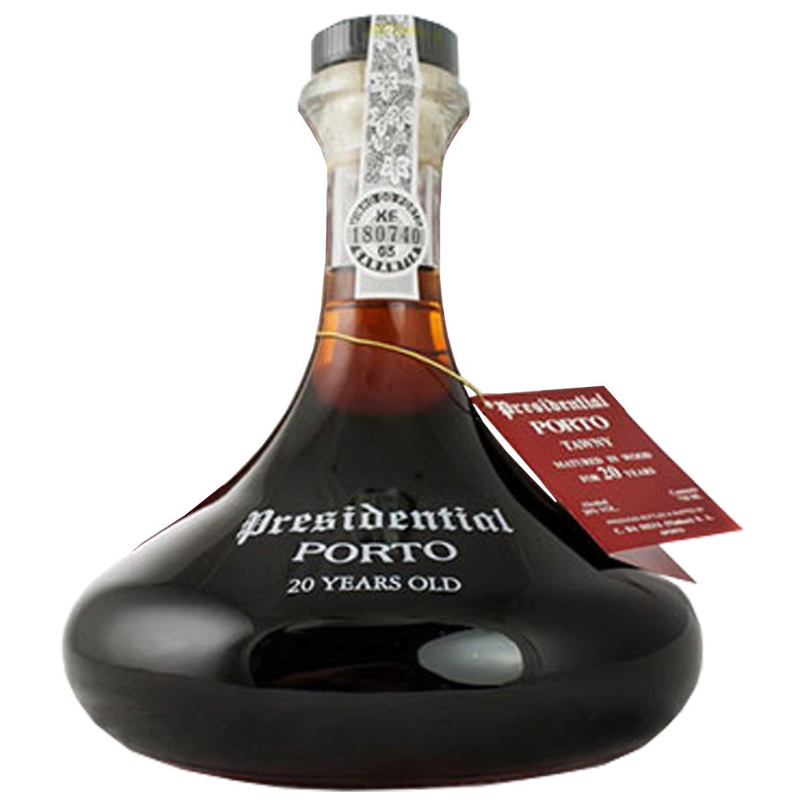 Presidential 20yr Tawny Port Ship Decanter