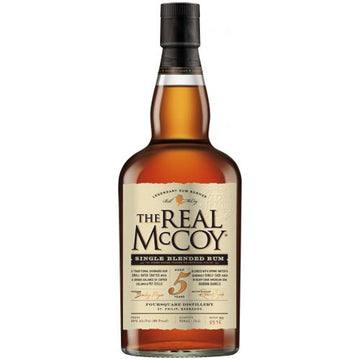 The Real McCoy 5yr Rum