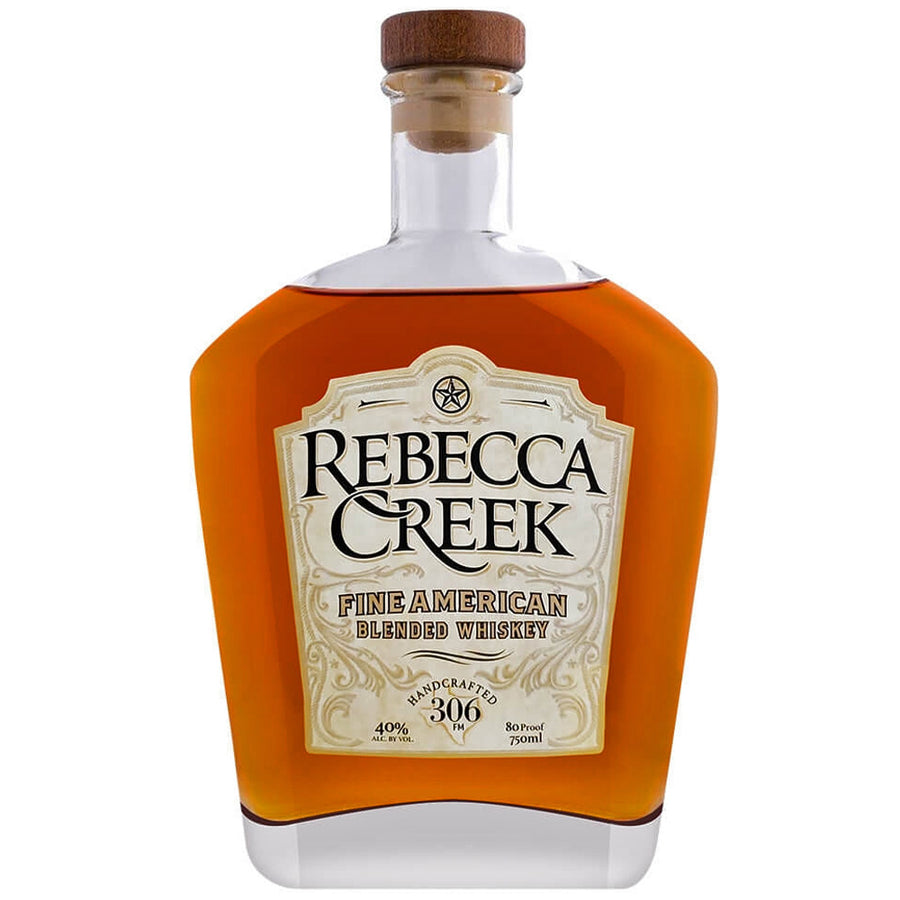 Rebecca Creek Fine American Blended Whiskey