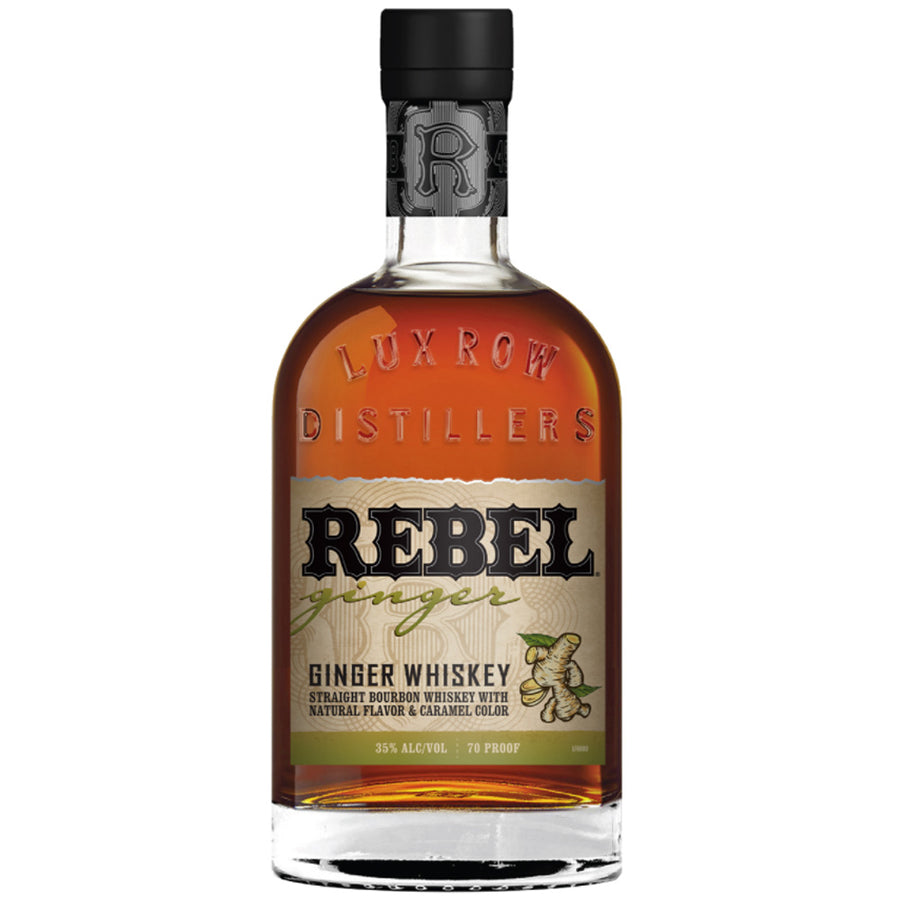 Rebel Ginger Whiskey