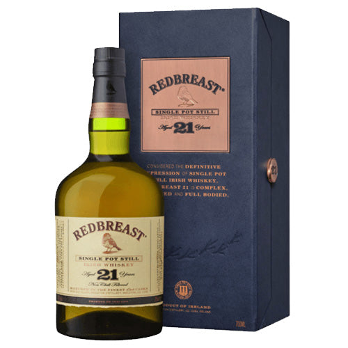 Redbreast 21yr Irish Whiskey
