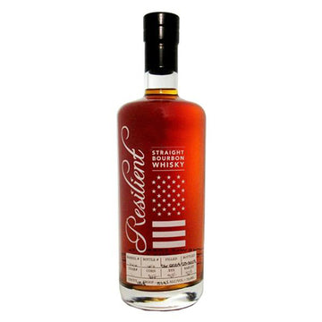 Resilient 16yr Tennessee Straight Bourbon Whiskey