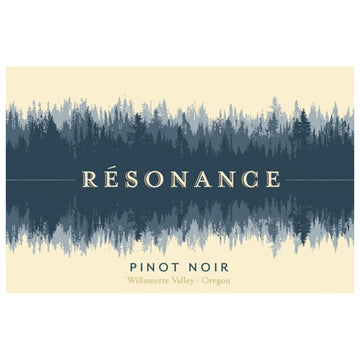 Resonance Willamette Valley Pinot Noir 2017