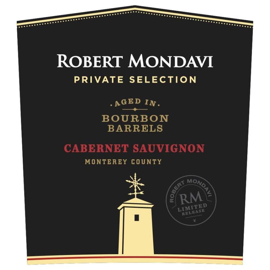 Robert Mondavi Private Selection Bourbon Barrel-Aged Cabernet Sauvignon 2018