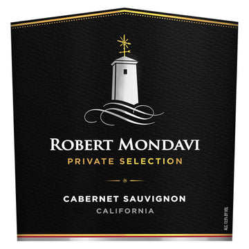Robert Mondavi Cabernet Sauvignon Private Selection 2018