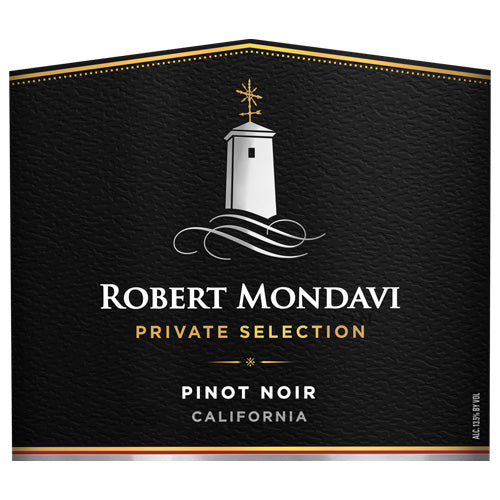Robert Mondavi Private Selection Pinot Noir 2019