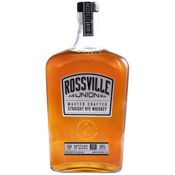 Rossville Union Single Barrel BIB Rye