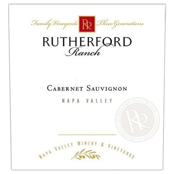 Rutherford Ranch Cabernet Sauvignon 2017
