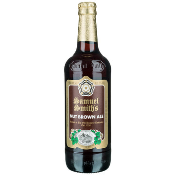 Samuel Smith Nut Brown Ale 550ml Bottle