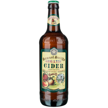 Samuel Smith Organic Apple Cider Bottle