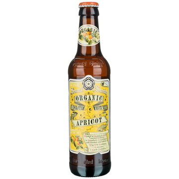 Samuel Smith Organic Apricot Fruit Beer 550ml Bottle