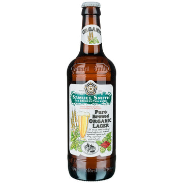 Samuel Smith Organic Lager 550ml Bottle