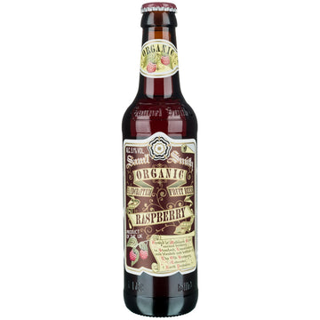 Samuel Smith Organic Raspberry Fruit Beer 550ml Bottle