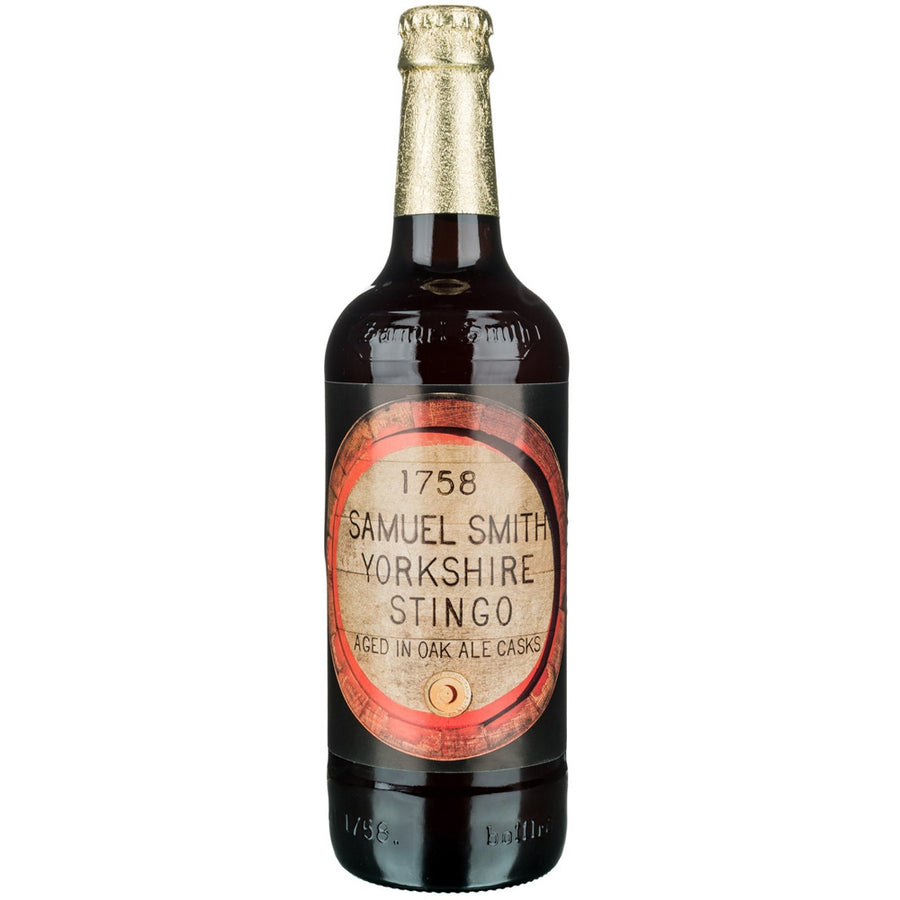 Samuel Smith Yorkshire Stingo 550ml Bottle