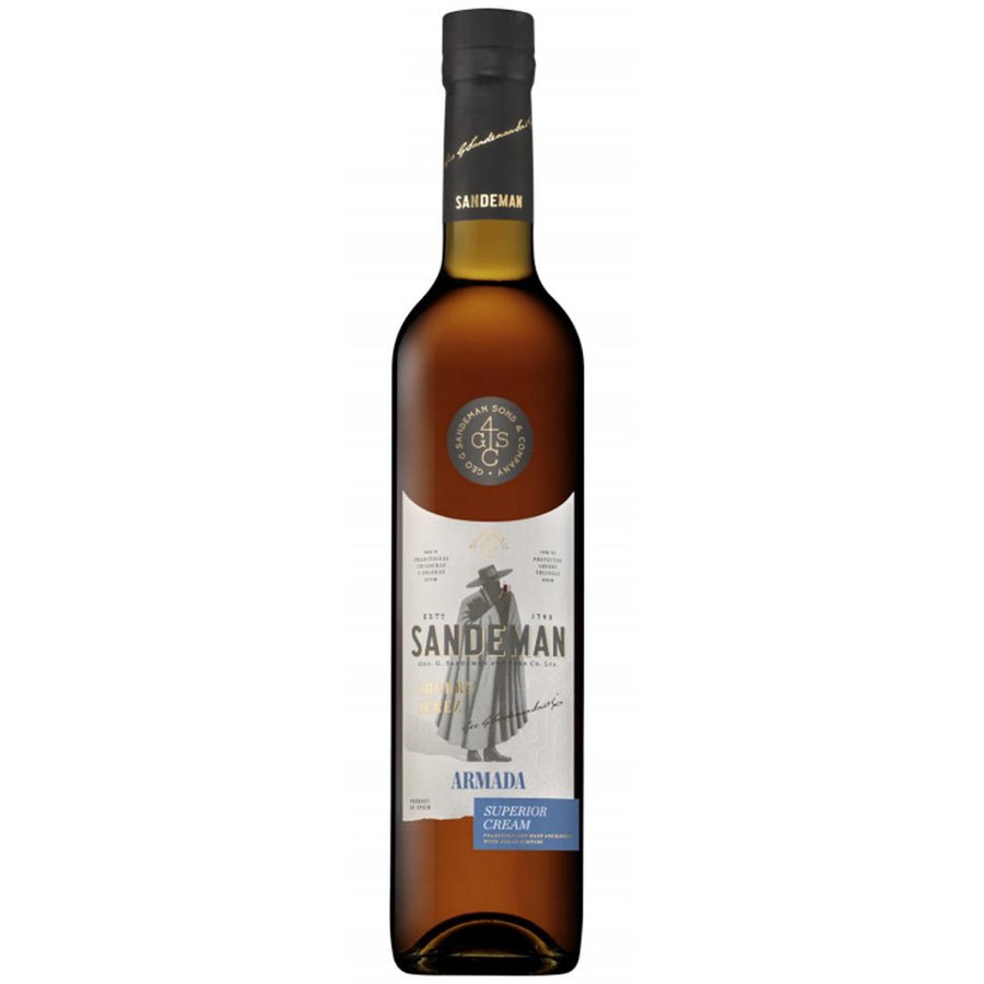 Sandeman Sherry Armada Superior Cream 500ml