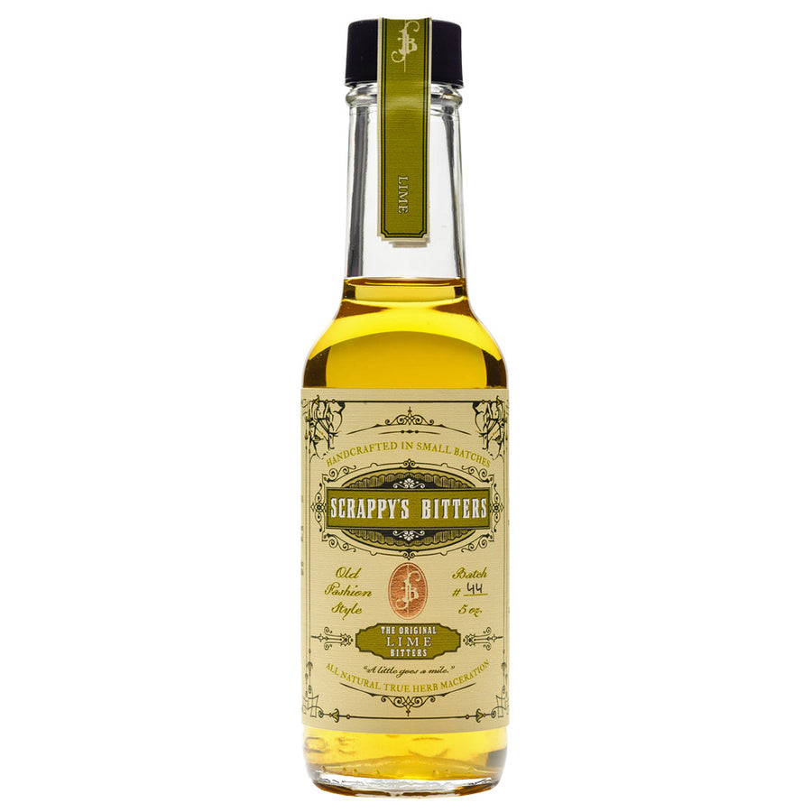Scrappy's Bitters Lime 5oz