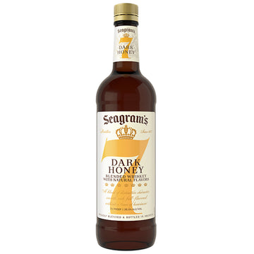 Seagram's 7 Dark Honey