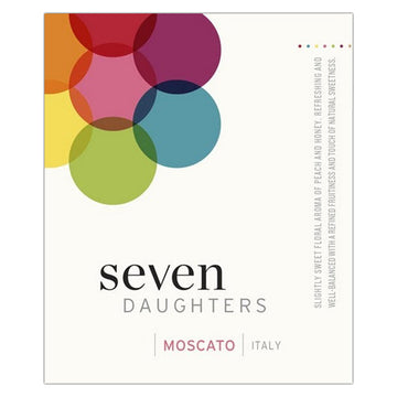 Seven Daughters Moscato 2017