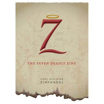 7 Deadly Zins Zinfandel 2017