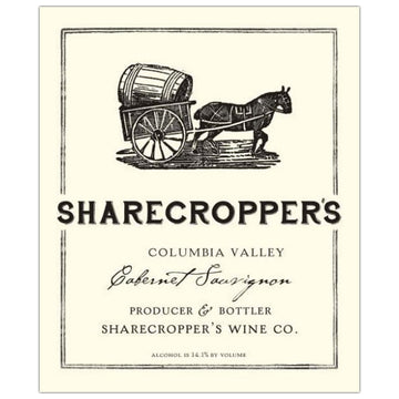 Sharecropper's Cabernet Sauvignon 2017