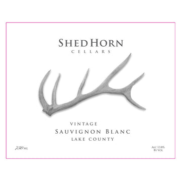 Shed Horn Cellars Sauvignon Blanc 2019