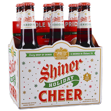Shiner Holiday Cheer 6pk/12oz Bottles