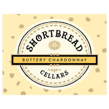 Shortbread Cellars Buttery Chardonnay 2018