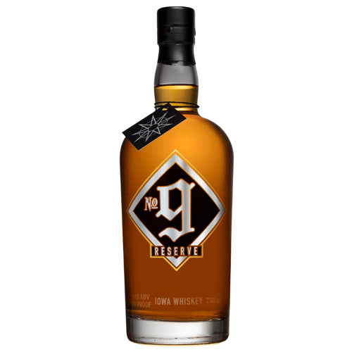 Slipknot No. 9 Reserve Iowa Whiskey