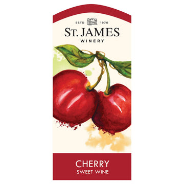 St. James Cherry Sweet Wine