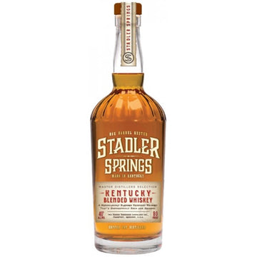 Stadler Springs Kentucky Blended Whiskey