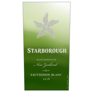 Starborough Sauvignon Blanc Marlborough 2018