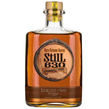 StilL 630 Knowledge of Good Apple Brandy 375ml