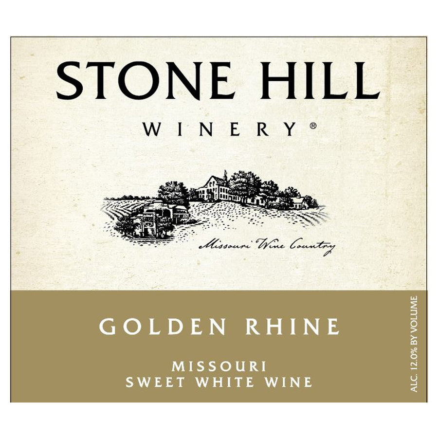 Stone Hill Golden Rhine