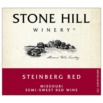 Stone Hill Steinberg Red