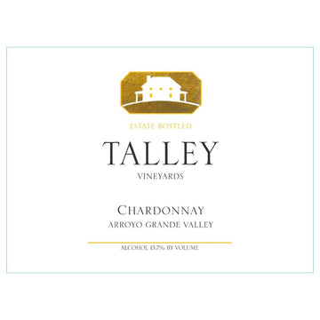 Talley Arroyo Grande Valley Estate Chardonnay 2017