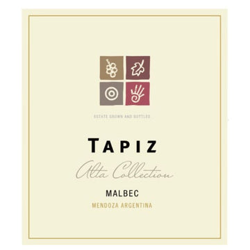 Tapiz Alta Collection Malbec 2018