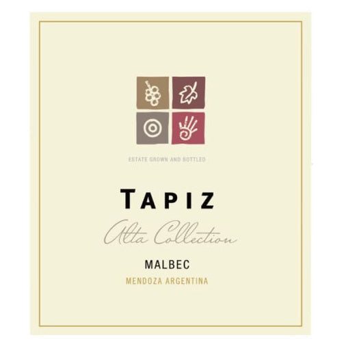 Tapiz Alta Collection Malbec 2017