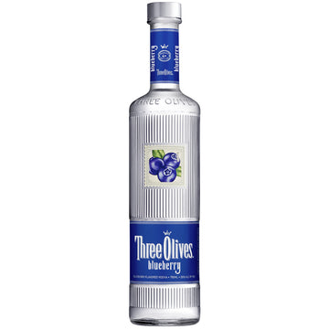 Three Olives Vodka Blueberry Flavored
