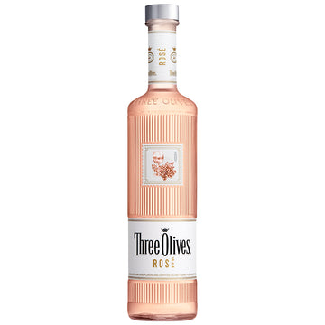 Three Olives Rose Vodka