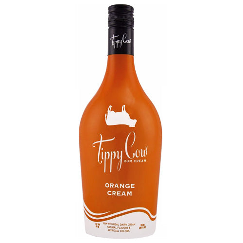 Tippy Cow Orange Cream Rum Liqueur