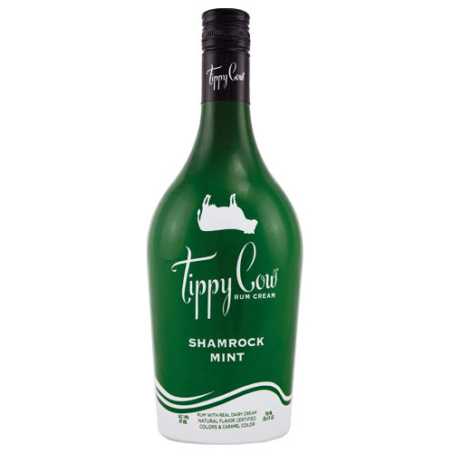 Tippy Cow Shamrock Mint Rum Cream Liqueur