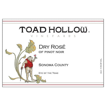 Toad Hollow Eye of the Toad Pinot Noir Rose 2019