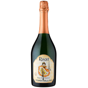 Toad Hollow Risqué Sweet & Sparkling Wine