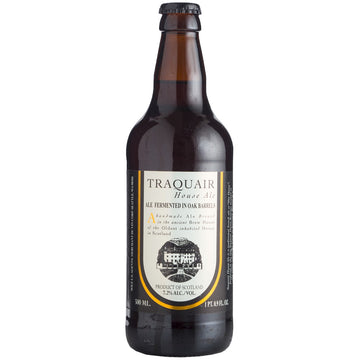 Traquair House Ale 500ml Bottle