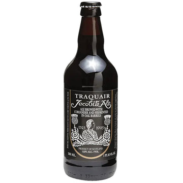 Traquair Jacobite Ale 500ml Bottle