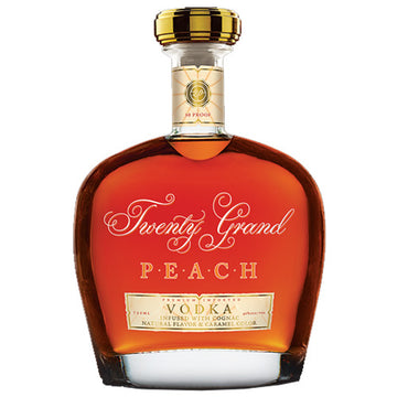 Twenty Grand Peach Vodka
