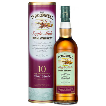 Tyrconnell Irish Whiskey 10yr Port Cask