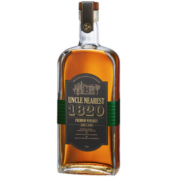 Uncle Nearest 1820 Premium Whiskey - Nearest Green Single Barrel Edition