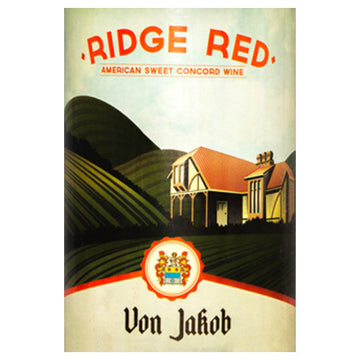 Von Jakob Ridge Red